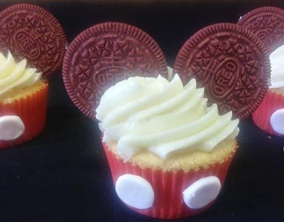 MickeyMouse CupCake